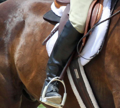 How long should my stirrups be?